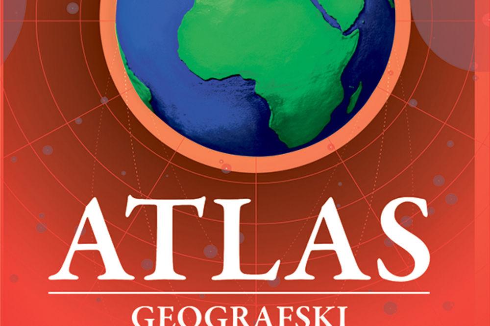 OPREZ: U prodaji atlas za zaglupljivanje!