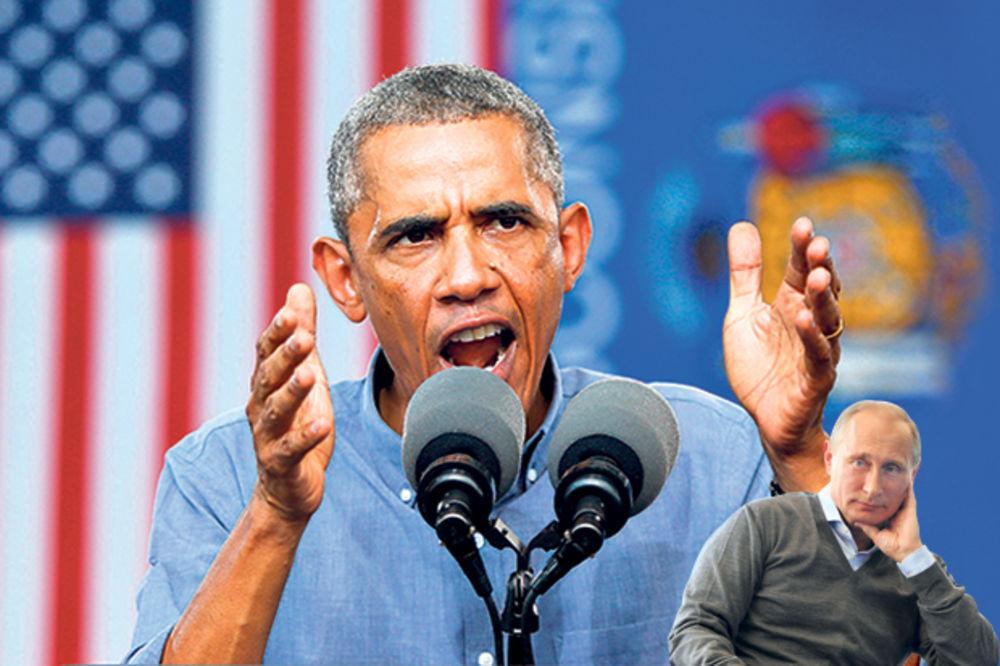 Obama: Putine, ne usuđuj se da dirneš Baltik!