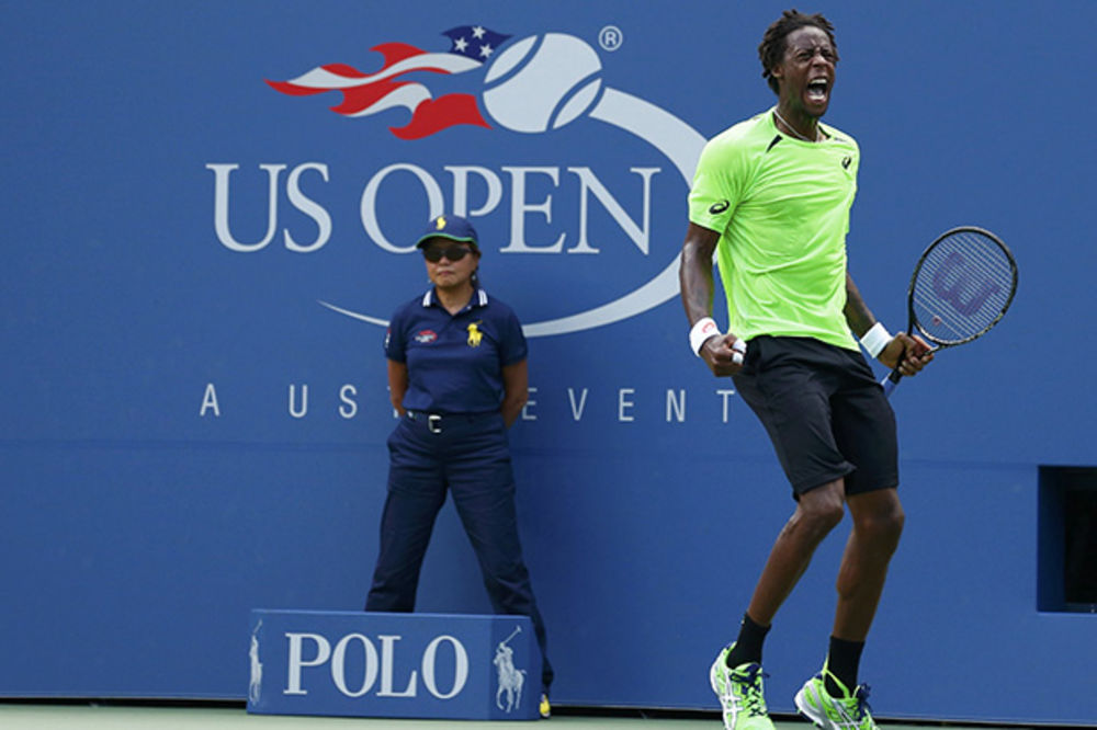 UŽIVO BLOG: US open: Monfis u četvrtfinalu čeka Federera