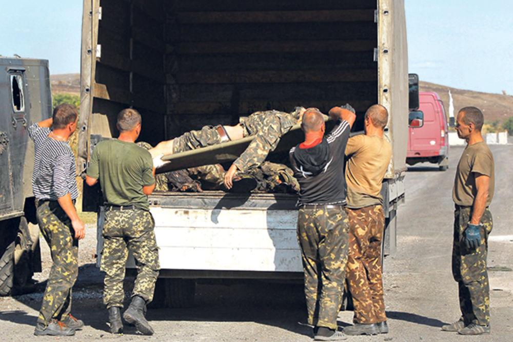 Ukrajinski ministar odbrane: Sada se borimo protiv ruske armije