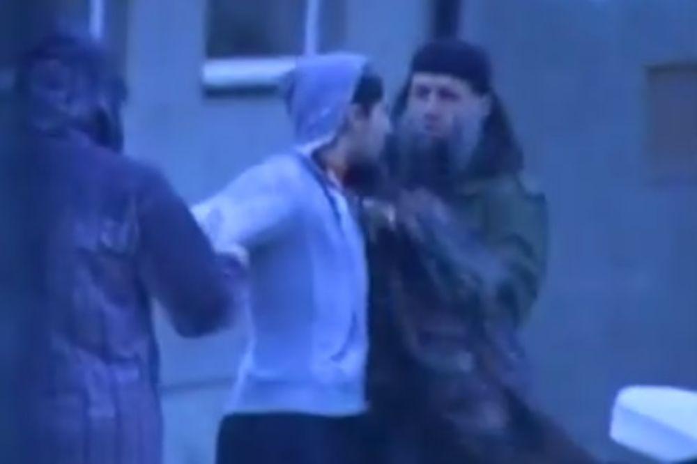(VIDEO) AKCIJA DAMASK: Pogledajte kako su se vehabije međusobno sukobile tokom hapšenja