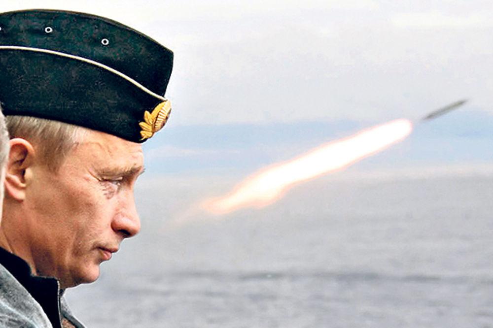 ZVECKANJE ORUŽJEM: Putin zbog NATO diže 4.000 vojnika