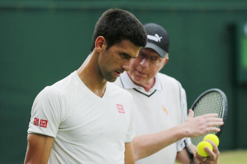 BEKER: Novak je svestan da stabilan privatni život doprinosi i boljoj karijeri