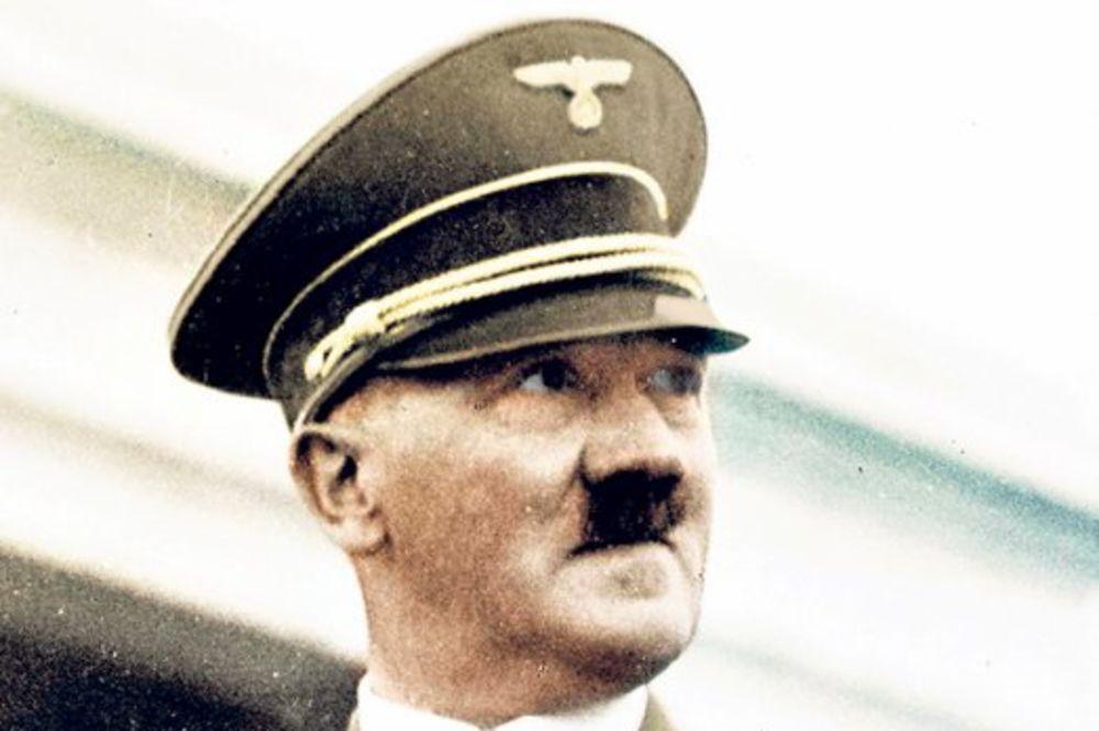 BOLJE DA JE SLIKAO: Hitlerov akvarel prodat za 130.000 evra