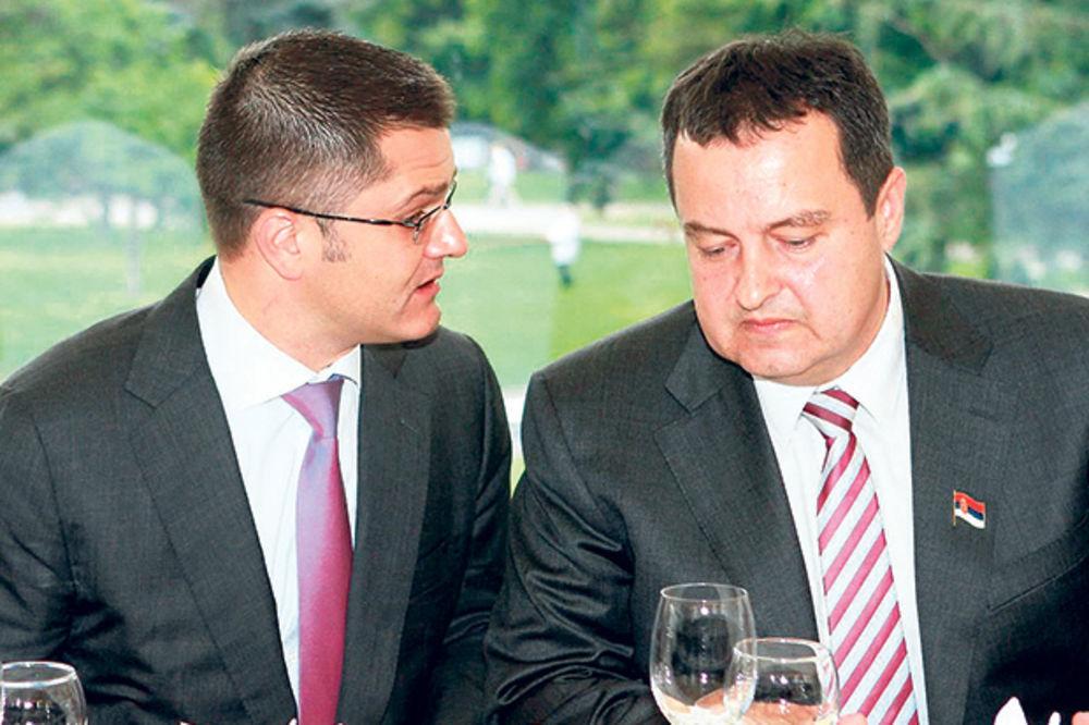 Dačić: Vlada još nije odlučivala o podršci Vuku Jeremiću
