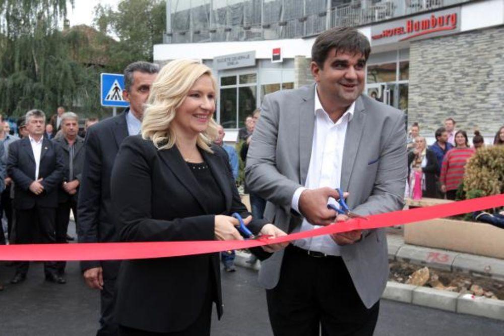 Mihajlovićeva: Zaječar je primer za sve lokalne samouprave