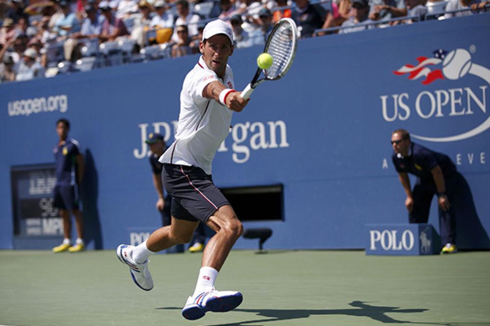 US OPEN: Ana otvara program u pet, Novak na terenu u ponedeljak oko devet