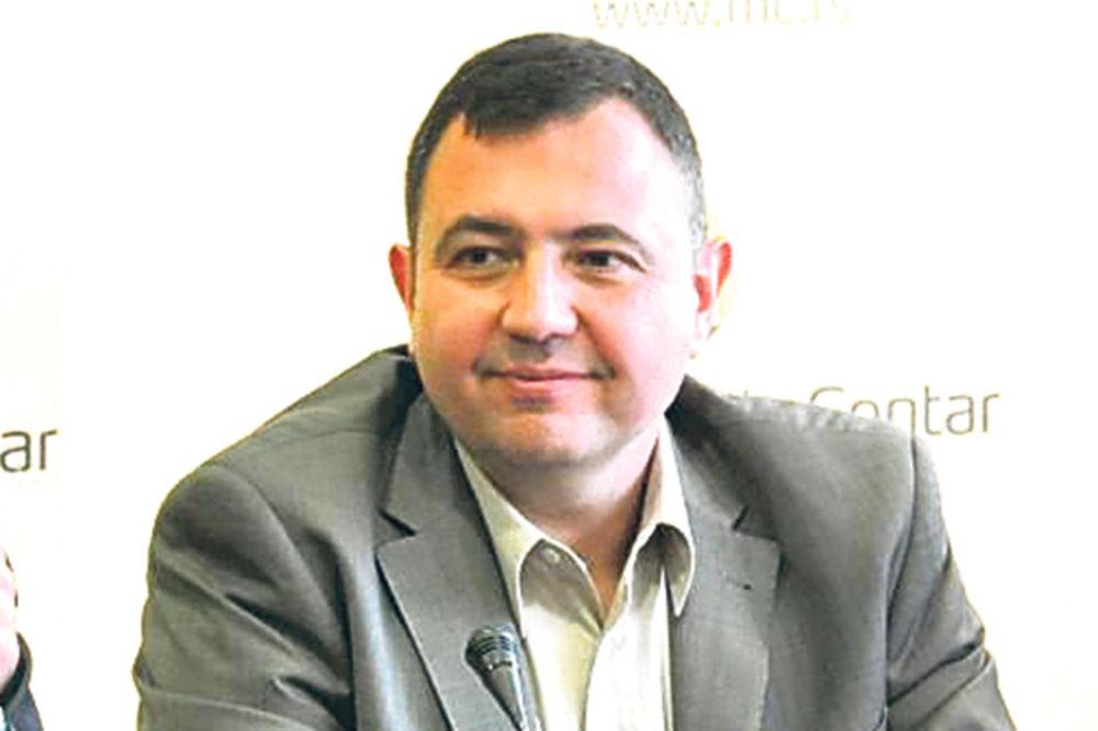 Anđelković: Besmislene optužbe Sande Rašković za rakete alas