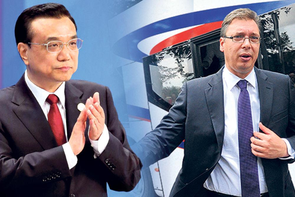 300 NA SAT: Kinezi grade prugu Beograd-Budimpešta!