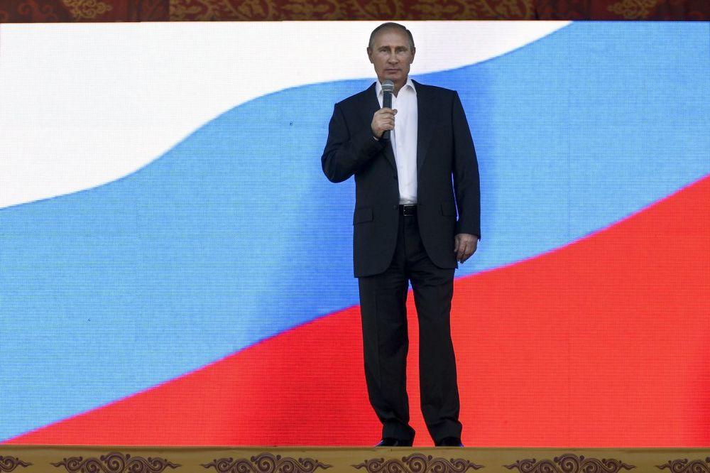 PROMENE U KREMLJU: Vladimir Putin dao veća ovlašćenja Ministarstvu odbrane