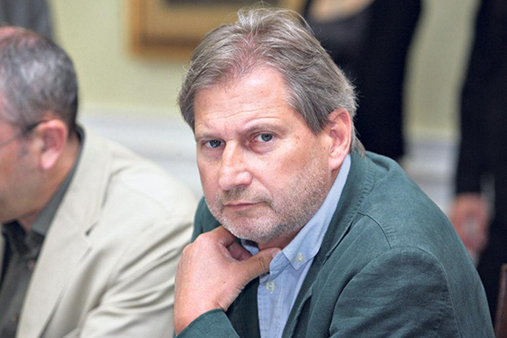 Han: Srbija će morati da razmotri odluku o neuvođenju sankcija Rusiji