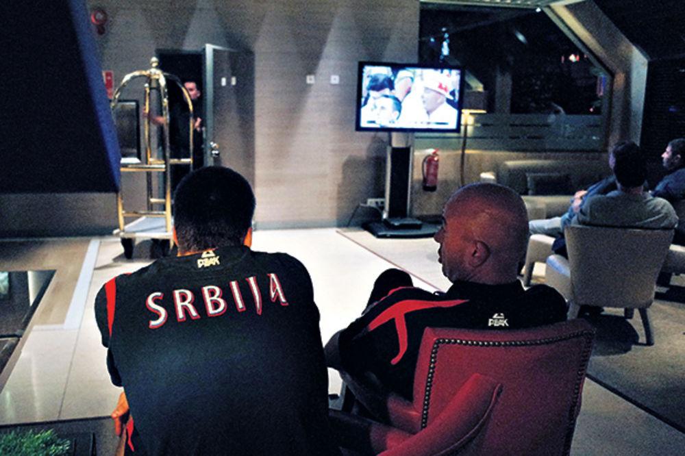 Bogdan gledao pobedu Turaka
