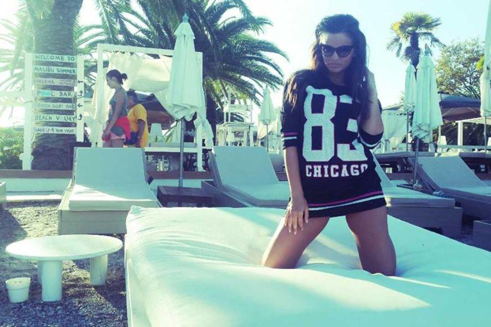 Milica Pavlović: Ugojila sam se na odmoru, moram da počnem da treniram!