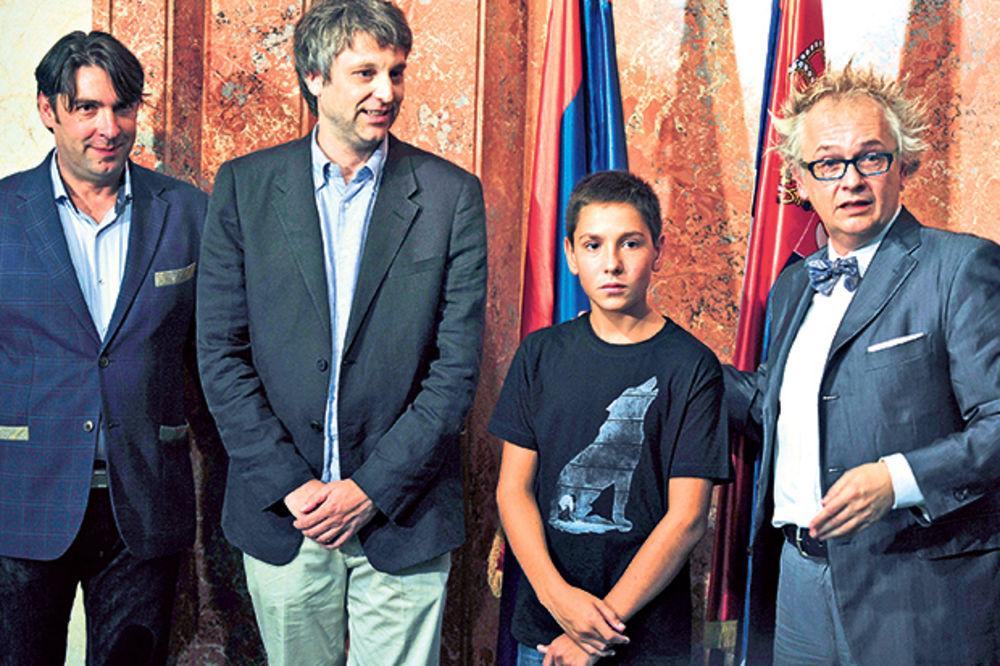 Tasovac ugostio ekipu filma Ničije dete: Vaša pobeda je ogromno čudo