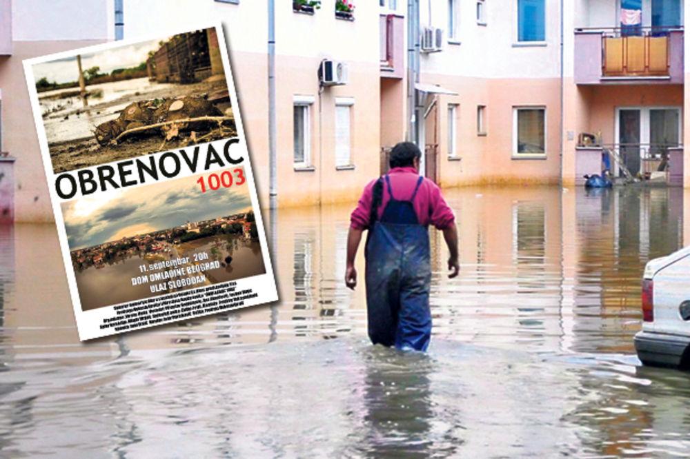 Premijera filma Obrenovac 1003: Priča o tragičnoj ljudskoj sudbini