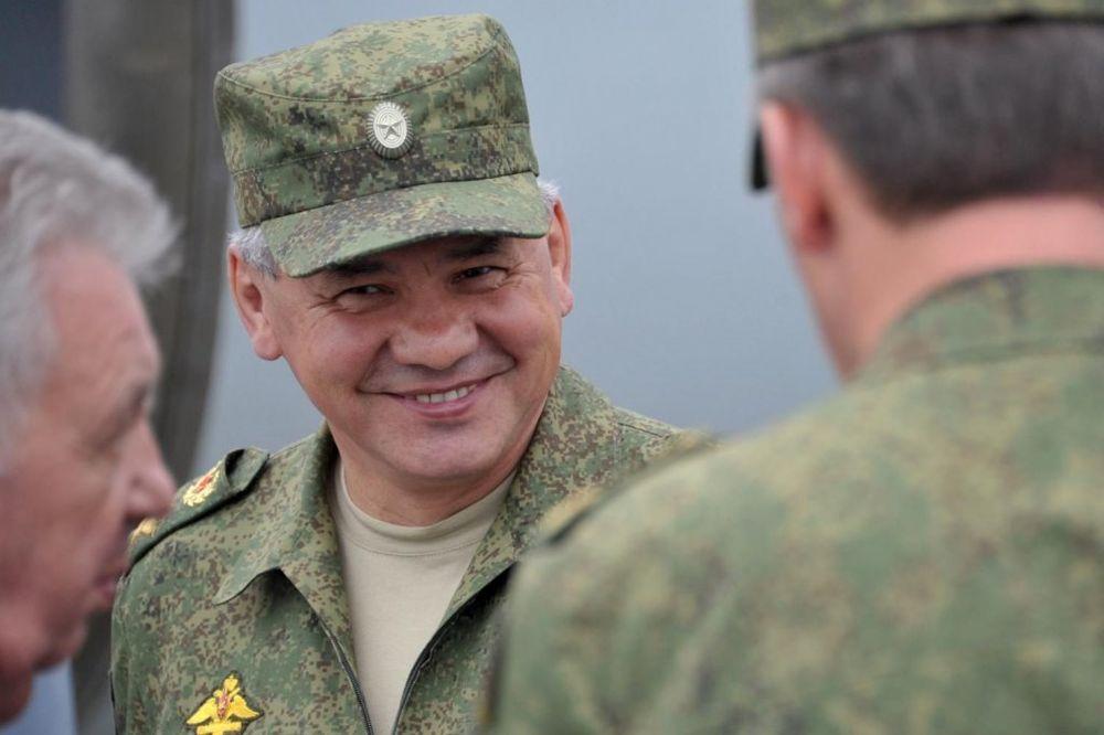 SERGEJ ŠOJGU: Rusija uspostavlja vojnu kontrolu na svom delu Arktika