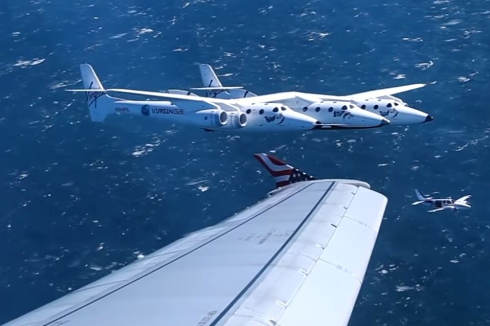 IZGUBLJEN SPEJS ŠIP 2: Eksplodirala Bensonova suborbitalna letelica!