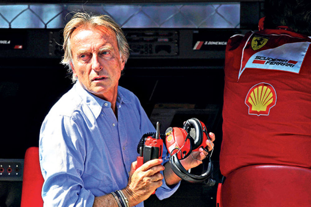 Formula 1: Montezemolo napustio Ferari