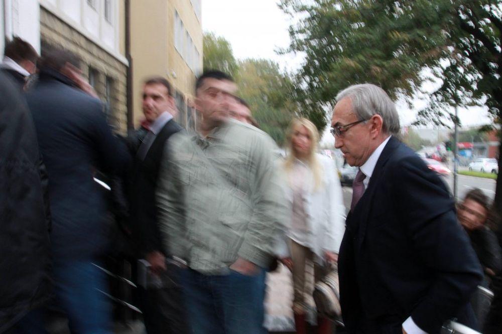 Štrajk advokata odložio i suđenje Miškovićima