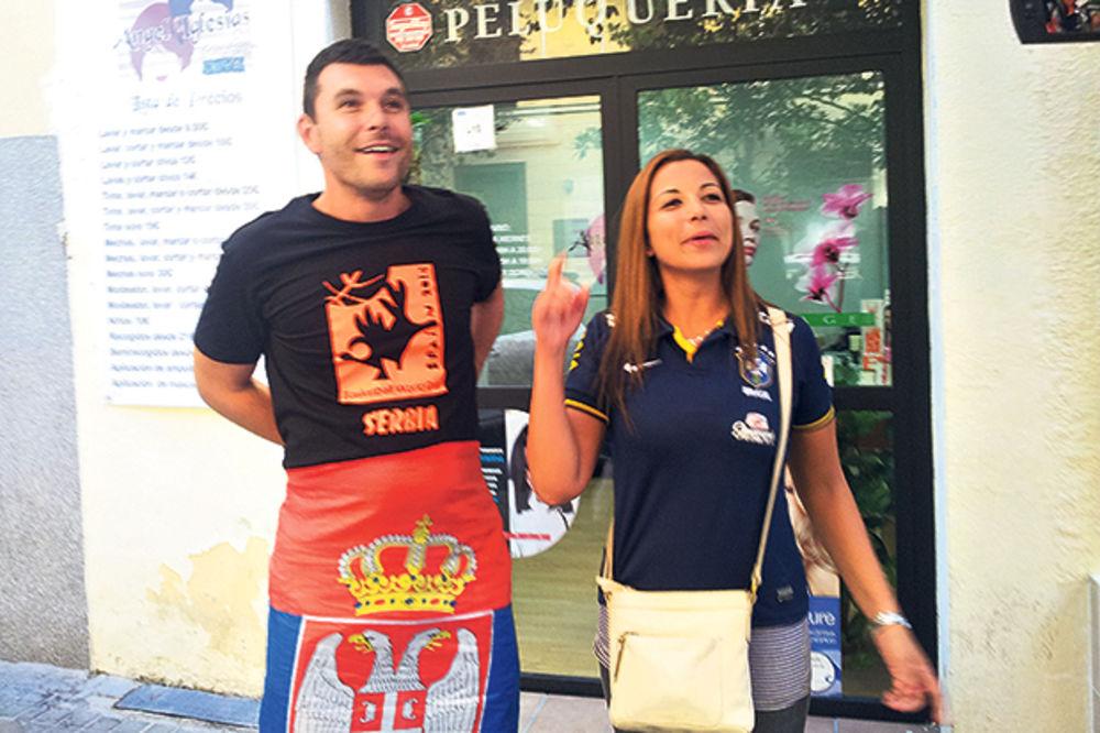 VEZA: Srbin i Brazilka zajedno u Madridu
