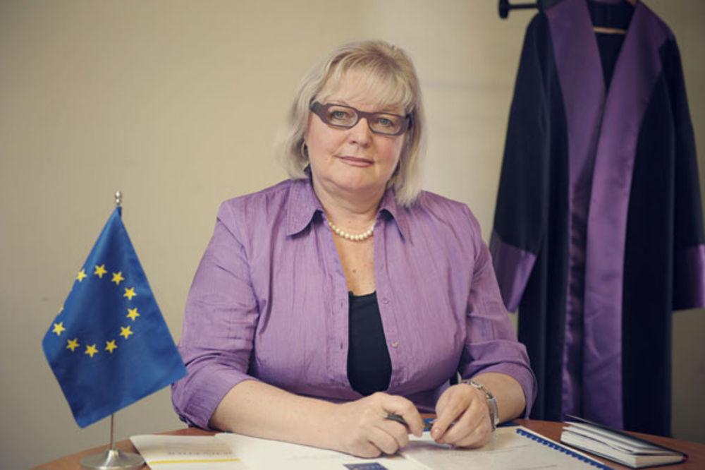 KAŽE DA JE NEVINA: Glavna tužiteljka Euleksa odbacila optužbe za korupciju