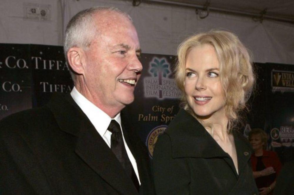Pokojnog oca Nikol Kidman terete za pedofiliju