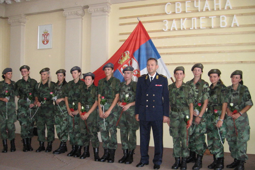 Prva žena sa činom generala u Vojsci Srbije