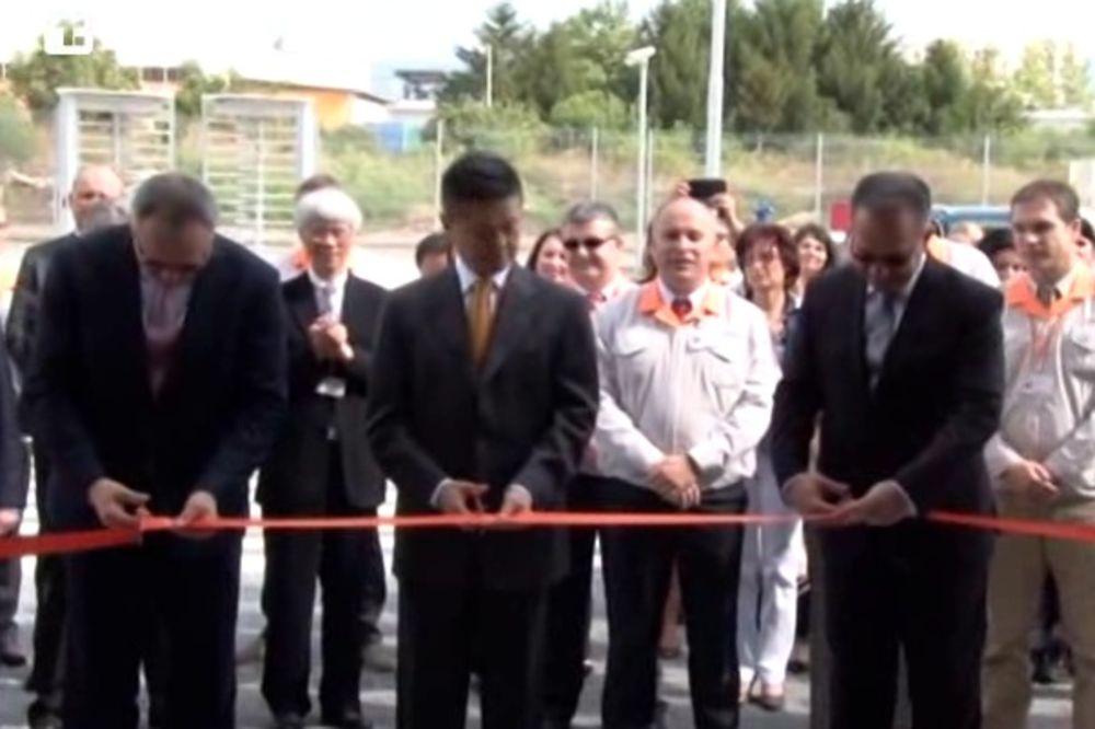 INVESTICIJA OD 20 MILIONA EVRA: Otvorena fabrika Džonson Elektrik u Nišu