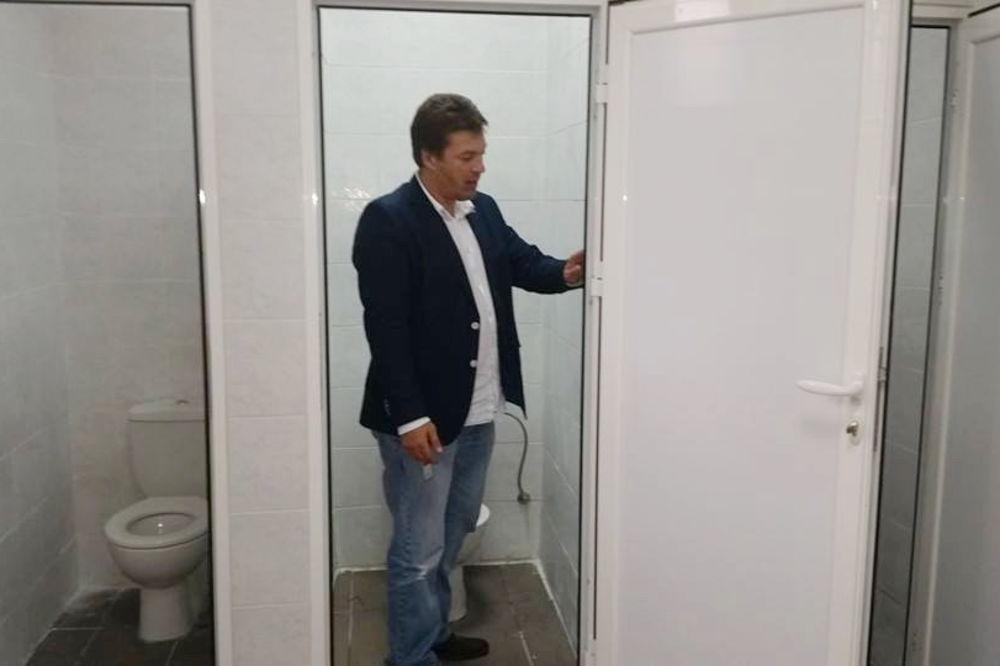 KUMODRAŽ: Rešen problem neuslovnih toaleta u OŠ Vojvoda Stepa!