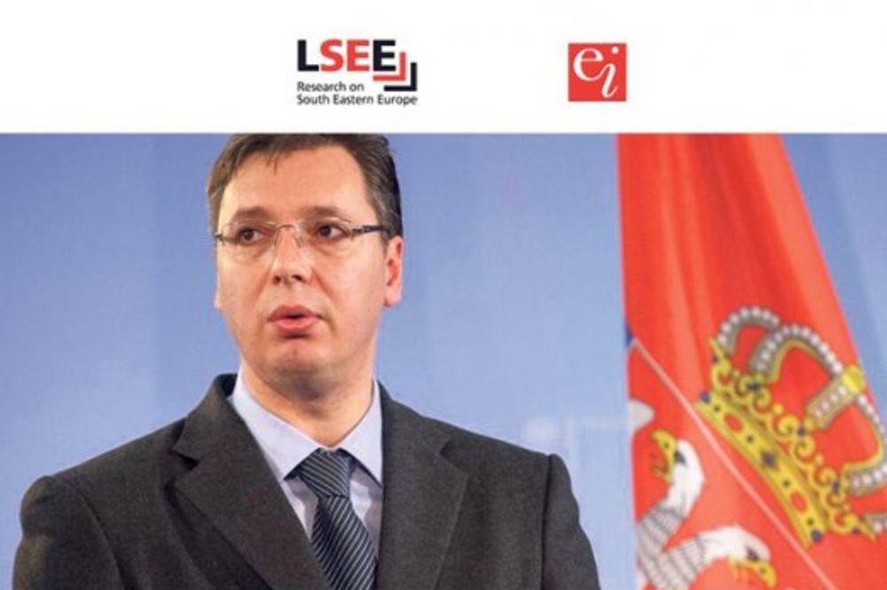 ČAST: Vučić u Londonu drži predavanje