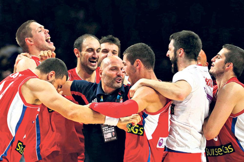 BLOG UŽIVO: Đorđević u utorak saopštava spisak reprezentacije za Evrobasket