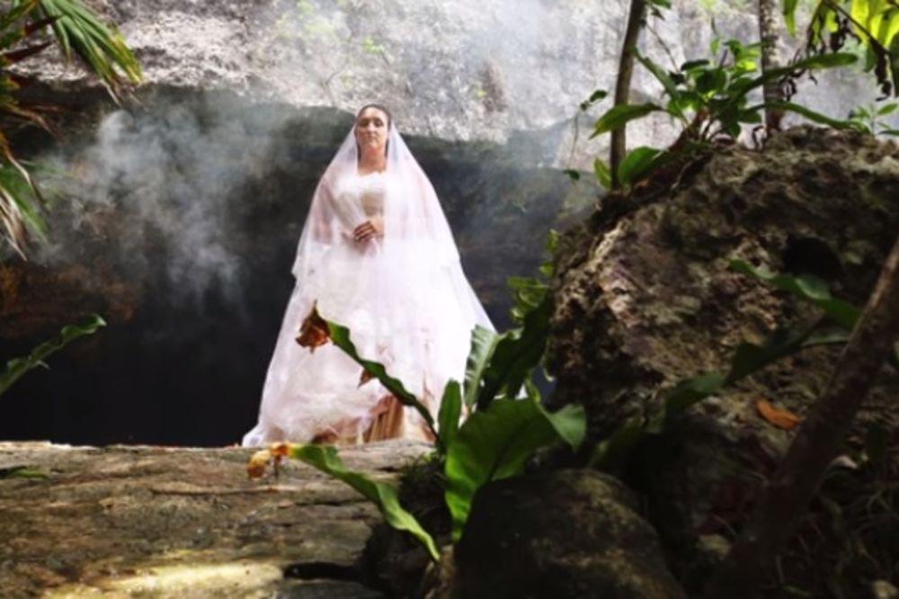 TUŽAN KRAJ: Džanin verenik je umro 52 dana pre venčanja. Evo kako se oprostila od njega