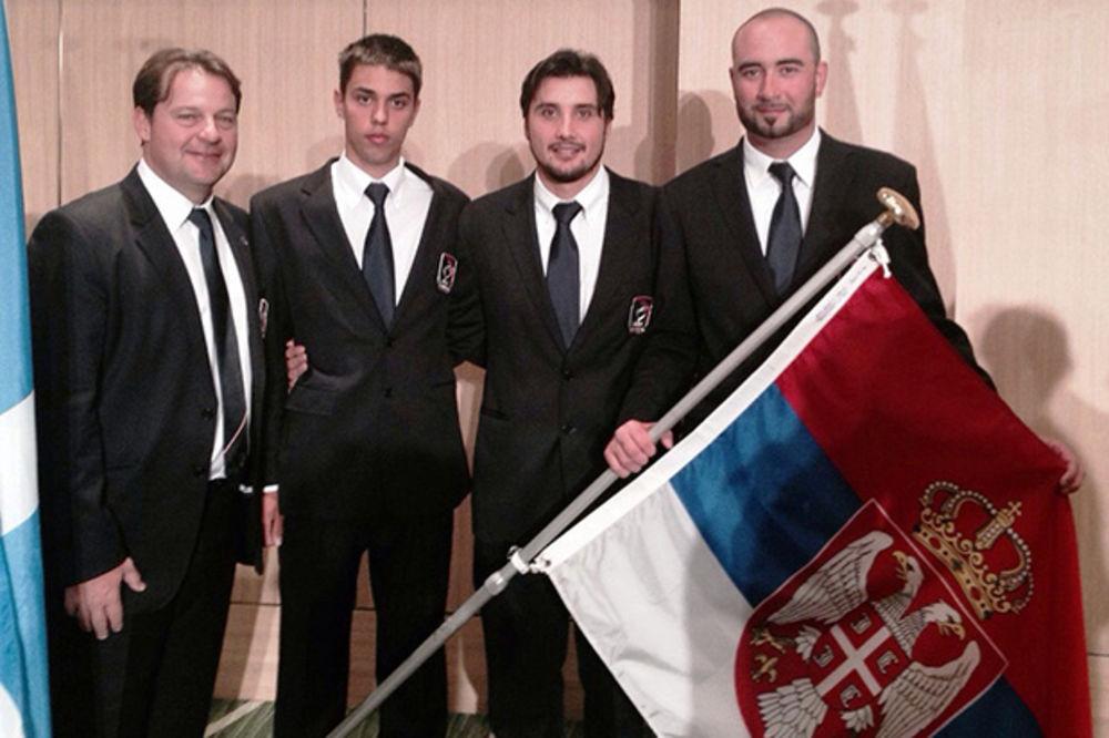 DOBAR REZULTAT: Veliki napredak srpskih golfera