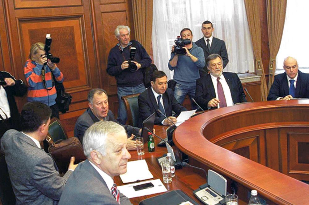 BEZ DOGOVORA: O minimalcu će odlučivati Vlada