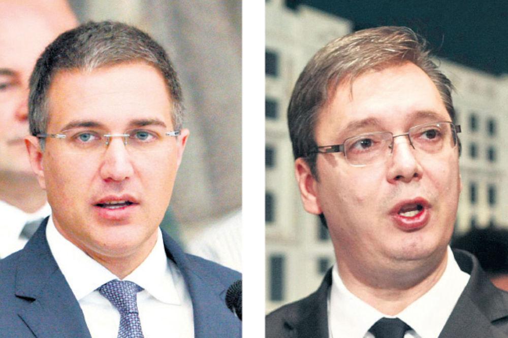 Nebojša Stefanović: Neko će odgovarati za ucenu premijera!