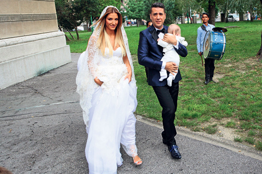 ŽELJKO JOKSIMOVIĆ O SVADBI: Kosta je bio prava zvezda na venčanju, pravi gospodin!