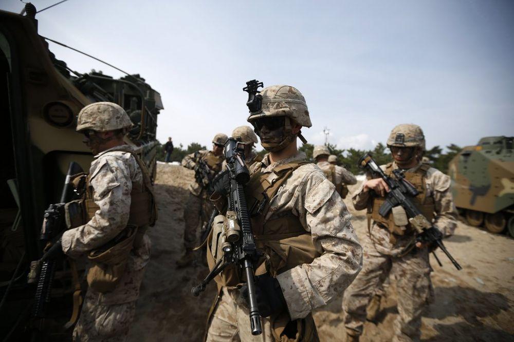 PRED VRATIMA RUSIJE: Američki vojnici na zajedničkim vežbama u Ukrajini