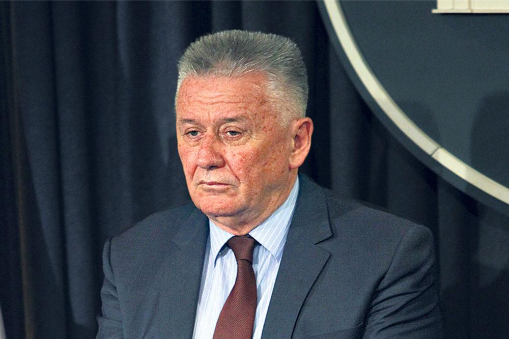 Ilić: Vojska u Tekiji izvanredno odradila posao