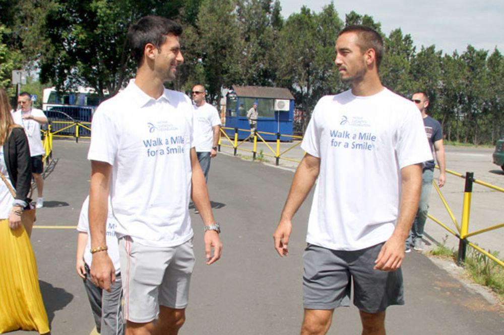 ATP LISTA: Novak ubedljivo čuva prvo mesto, veliki skok Troickog