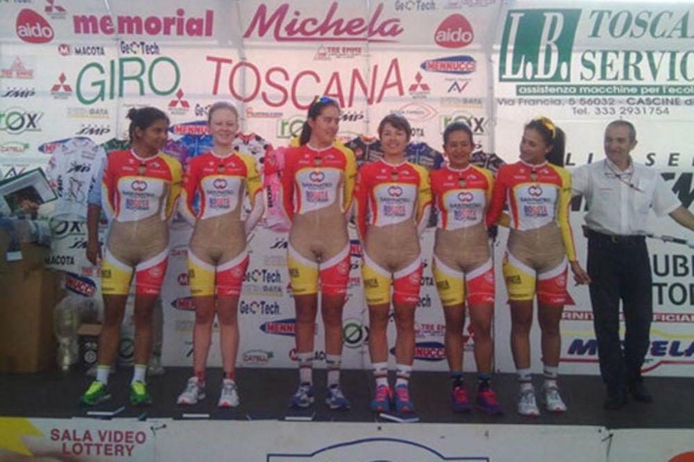 UVREDA ZA ŽENE: Pogledajte triko u kojem je nastupio ženski tim Kolumbije