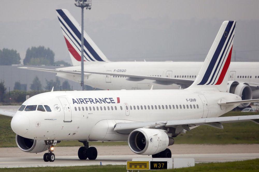 ŠTRAJK U ER FRANSU: Manje letova na relaciji Beč - Pariz!