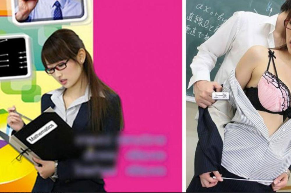 (FOTO) SKANDAL NA TAJLANDU: Porno glumica na koricama udžbenika iz matematike!