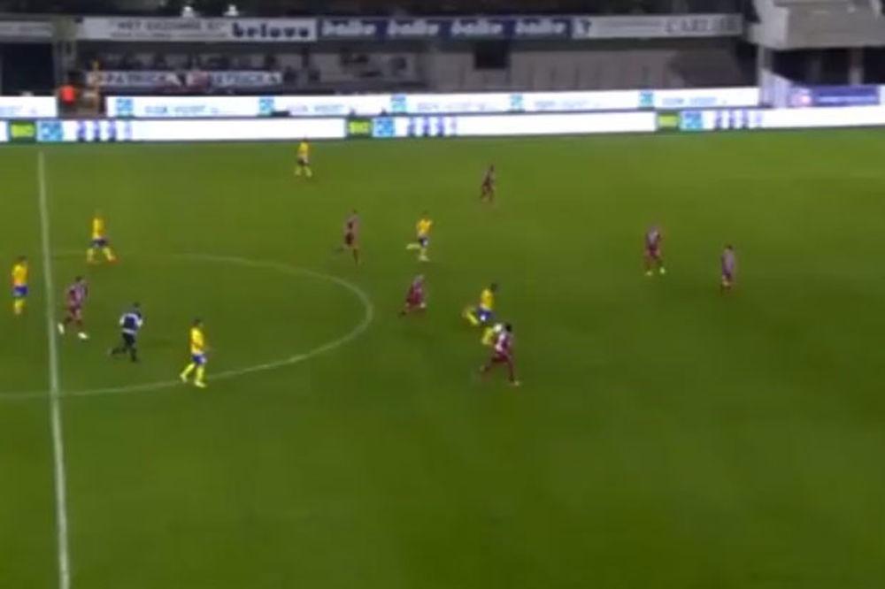 (VIDEO) ZA UDŽBENIKE: Pogledajte golčinu fudbalera Beverena sa 40 metara!