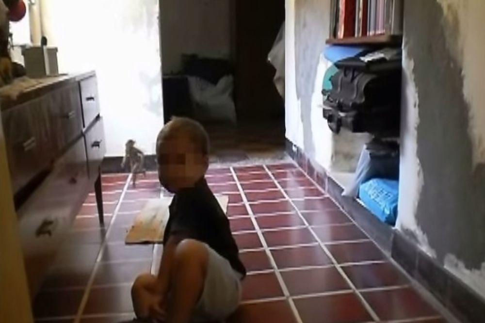 (VIDEO) DA SE ZABAVITE Majka ima dokaz: Sina (5) mi posećuju patuljci!