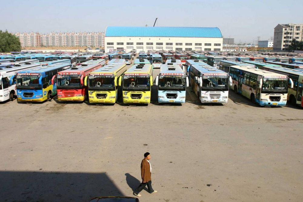 Kinezi se voze u autobusu nazvanom po Novom Sadu!