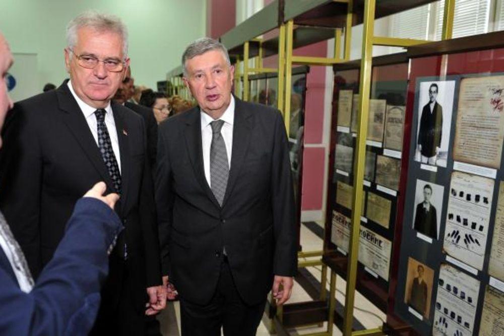 Nikolić: Čin Principa odbrana sopstvene zemlje