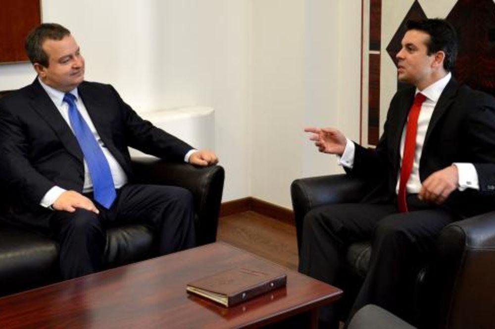 ŠTEDNJA: Diplomate Srbije i Makedonije deliće prostorije!