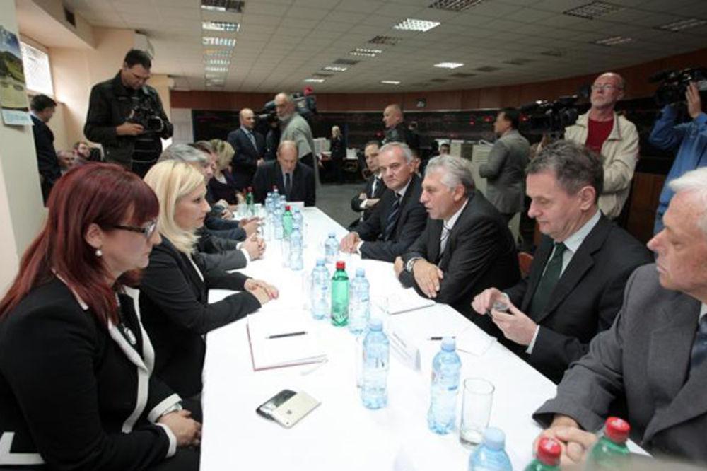 Anđelković: Obnova pruge ka Požegi do početka 2015.