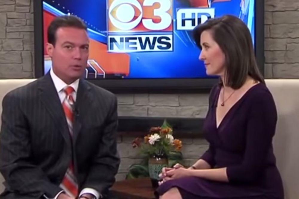 (VIDEO) Voditelj u vestima objavio da mu je ostalo još 4 meseca života!