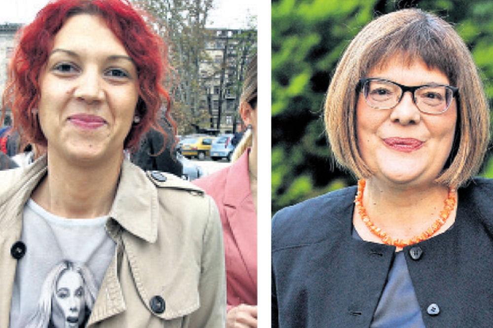 Omladinka DS kritikovala Maju Gojković: Kršite nam pravo na demokratiju u Skupštini